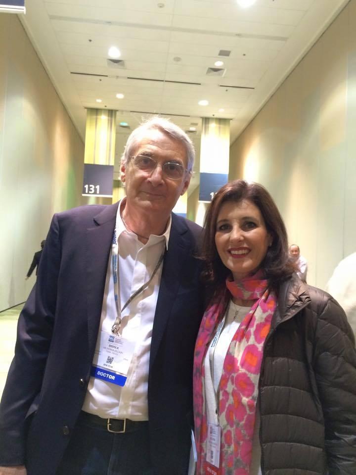 Prazer em encontrar Prof. Didier Fillion